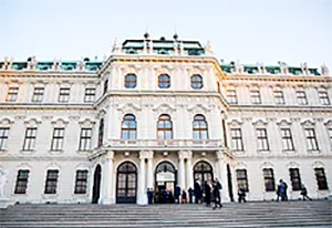 Belvedere Vienna 2017